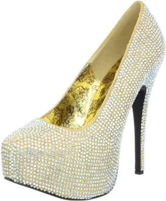 Pleaser USA Women's Teeze 06R GSA Platform Pump