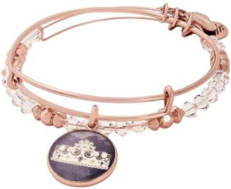 Alex and Ani Alex & Ani Queen's Crown Art Infusion, Set of 2Bangles