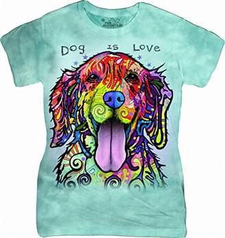 The Mountain Junior's Dog is Love Graphic T-Shirt