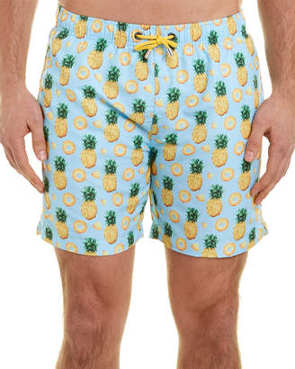 Franks Pineapple Sky Swim Trunk