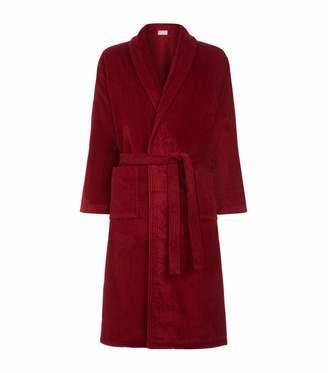 Derek Rose Velour Robe