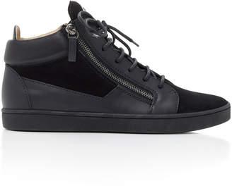 Giuseppe Zanotti Nero Breck Sneaker