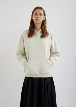 Vetements Inside-Out Cotton Fleece Hoodie