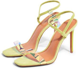 Topshop Satine Ankle Strap Sandal