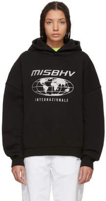 Misbhv Black Internazionale Hoodie