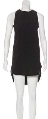 Balenciaga Embellished Sleeveless Dress