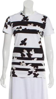 Marc by Marc Jacobs Printed Short Sleeve T-Shirt