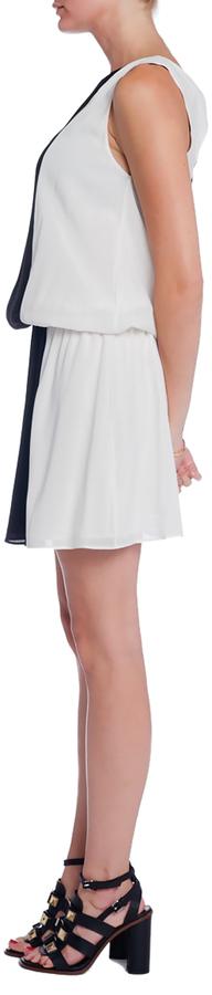 Alice + Olivia Bristol Colorblock Dress