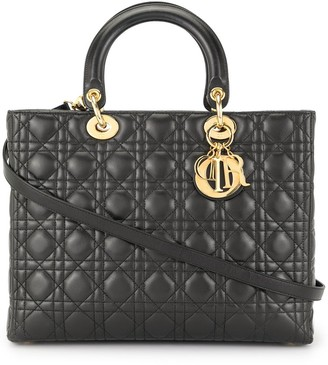 Christian Dior Pre-Owned Lady 2way Hand Bag