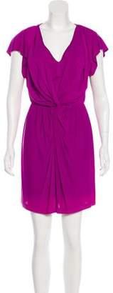 Trina Turk Mini Sheath Dress