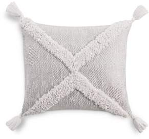 Sky Geo Tufted Decorative Pillow, 16 x 20 - 100% Exclusive