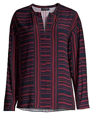 1bc3330129 Piazza Sempione Women's Striped Tunic