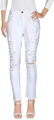 Eureka Denim pants - Item 42638371JN