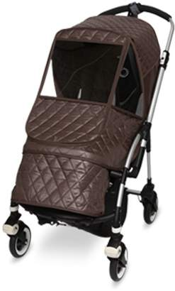 """Bugaboo [Manito bee plus Castle Cover / Cover for only bee plus"""" Stroller and Pushchair, Rain Cover, Wind Weather Shield for outdoor strolling, Eye Protective Wide Windows"""