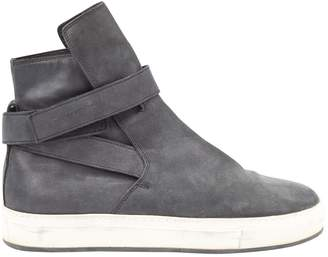 Kris Van Assche Leather trainers