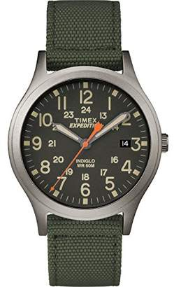 Timex Unisex TW4B13900 Expedition Scout 36 Nylon Strap Watch