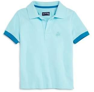Vilebrequin Boys' Pique Polo Shirt - Little Kid, Big Kid