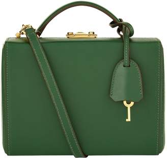 Mark Cross Small Grace Saffiano Box Bag