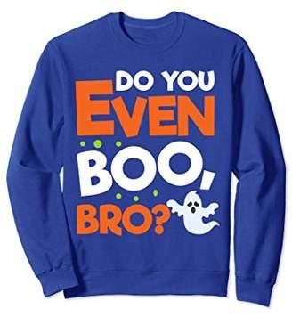 Do You Even Boo