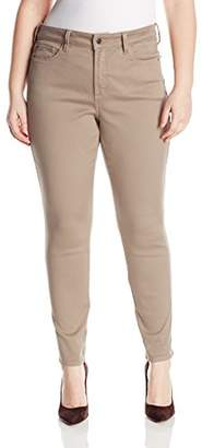 NYDJ Women's Plus Size Ami Skinny Legging Jeans in Super Sculpting Denim