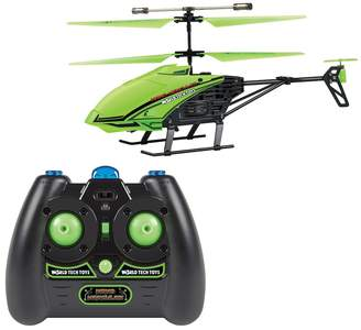 World Tech Toys Glow-In-The-Dark Nano Hercules Unbreakable 3.5ch RC Helicopter