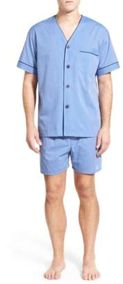 Majestic International Cotton Blend Pajamas