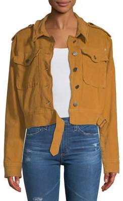 Free People Everlyn Solid Jacket