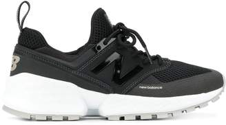 New Balance coated sneakers