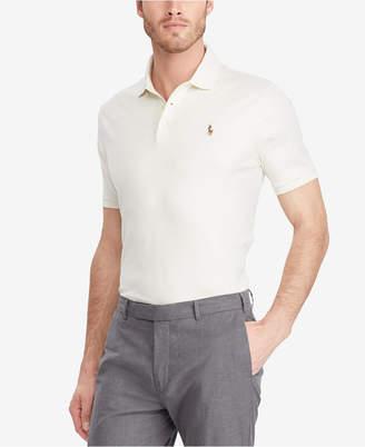 Polo Ralph Lauren Men Custom Slim Fit Polo