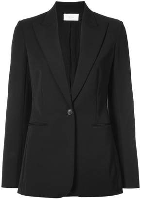 The Row tailored single breasted jacket