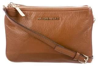 MICHAEL Michael Kors Leather Bedford Crossbody Bag