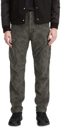 Levi's x Justin Timberlake Fresh Leaves Hi-Ball Hunter Cotton Cargo Pants