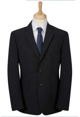 George Black Regular Fit Suit Jacket
