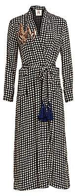 Figue Women's Olatz Polka Dot Duster Coat