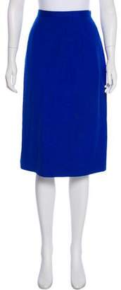 Christian Dior Knee-Length Skirt