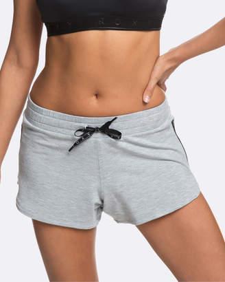 Roxy Womens Turn Up The Sun Sporty Shorts