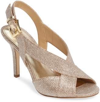 MICHAEL Michael Kors Becky Cross Strap Sandal