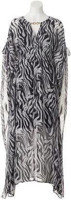 Women's Jennifer Lopez Caftan Maxi Dress $90 thestylecure.com