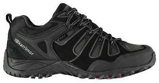 Karrimor Mens Arete WTX Walking Shoes Waterproof Lace Up Breathable