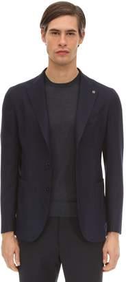 Tagliatore Unlined Wool Jacket