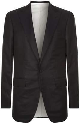Stefano Ricci Tonal Stripe Jacket
