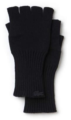 Lacoste (ラコステ) - NY Collection ウール指なし手袋