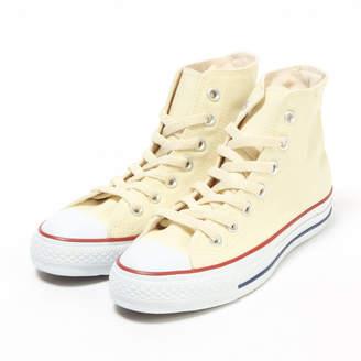 Converse (コンバース) - コンバース Marisol8月号白スニーカー特集掲載【定番】キャンバス オールスター HI