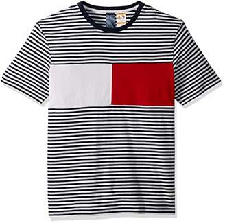 Tommy Hilfiger Adaptive Men's T Shirt with Magnetic Buttons at Shoulders