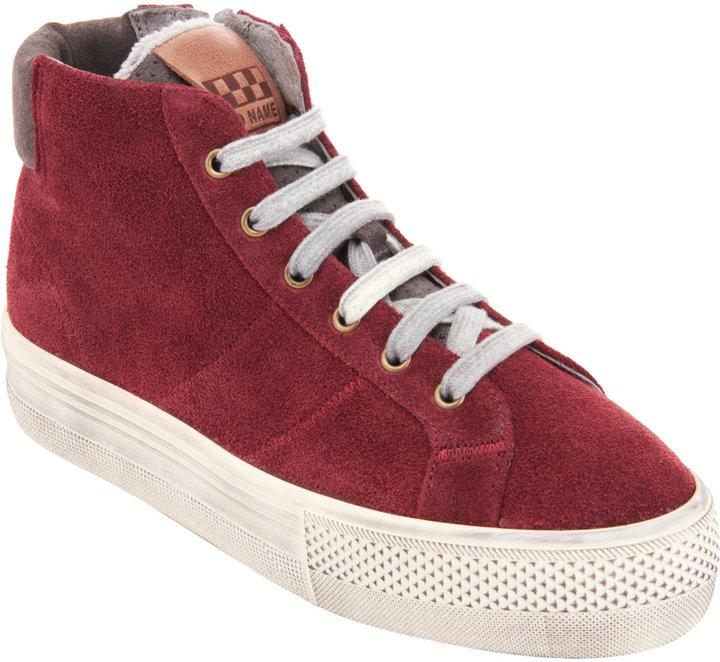 No Name Shake Mid Cut Sneakers