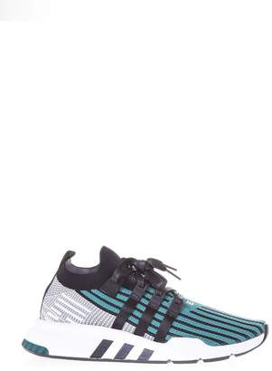 adidas Eqt Support Green Fabric Sneakers