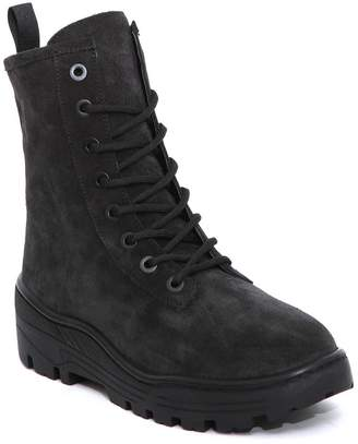 Yeezy Season 5 Combat Lace-up Boots