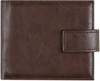 Dorothy Perkins Womens **Burton Tan Clasp Wallet