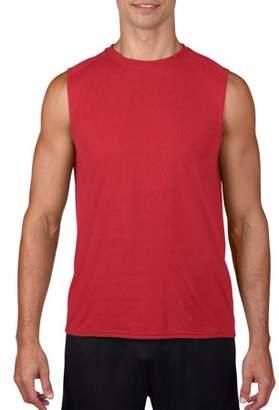 Gildan Mens AquaFX Performance Sleeveless T-Shirt