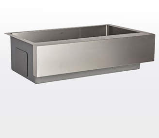 Rejuvenation Apron Front Stainless Sink